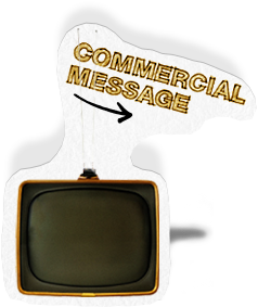 COMMERCIAL MESSAGE